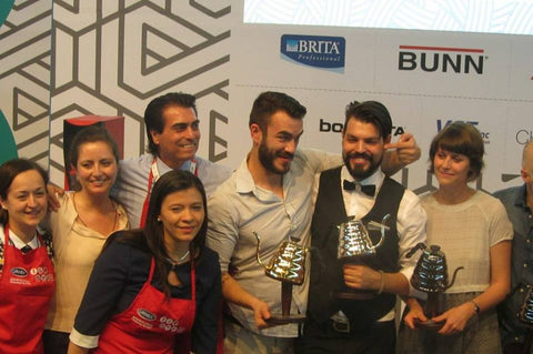 World Brewers Cup 2014