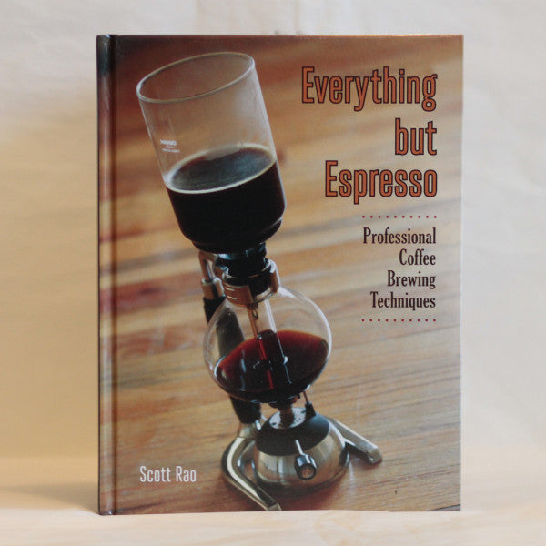 Everything But Espresso - Gardelli Specialty Coffees