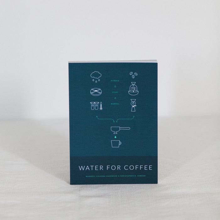 Water for coffee book - Gardelli Specialty Coffees