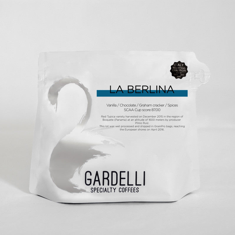 La Berlina - Panama - Gardelli Specialty Coffees