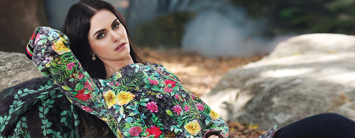 Gul Ahmed Winter Collection 2016 Vol 1