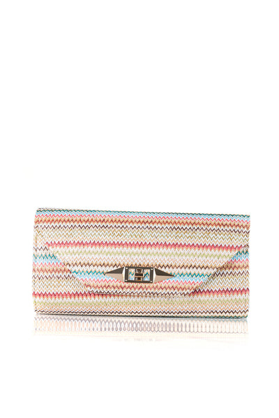 Brown Casual Clutch 0204-1