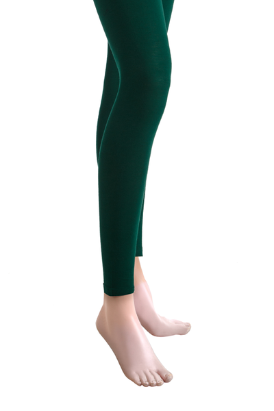 Green Jersey Tights - TR-15-043