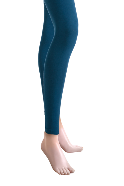 Blue Jersey Tights - TR-15-043