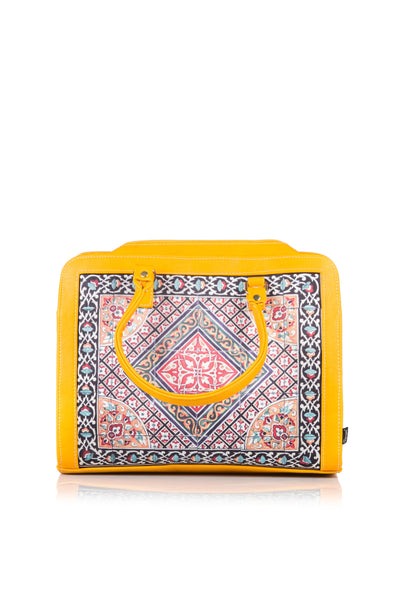 Yellow Hand Bag DSB-365
