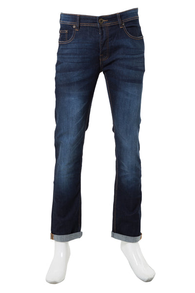 Blue Color Denim Slim Fit DNM-03