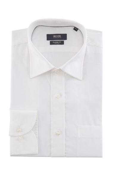 White Formal Shirt CM-PD-351