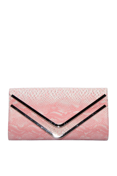 Pink Casual Clutch 272-01