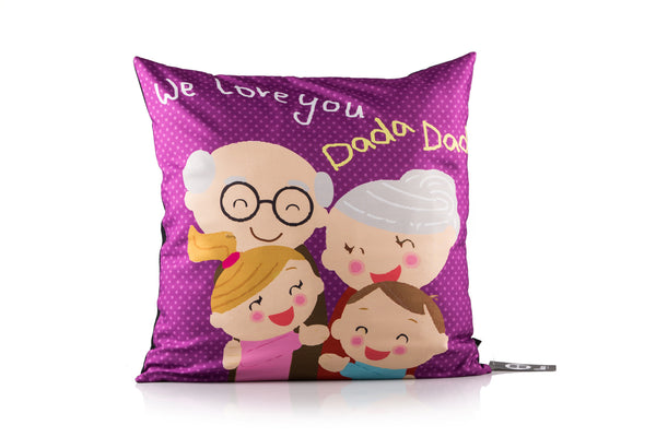 Dada Dadi Digital Cushion Cover