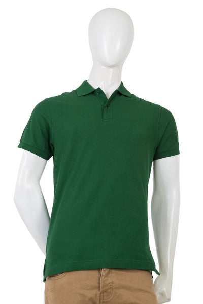 Dark Green Signature Polo PKP-SIG-15