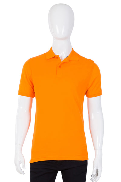 Orange Signature Polo PKP-SIG-18