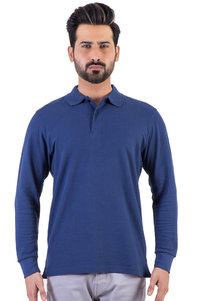 Navy Blue Signature Polo FS-PKP-SIG-2