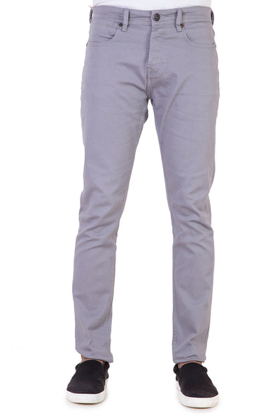Light Gray Color Denim Basic NDJ-09
