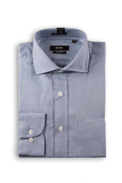 Navy Formal Shirt CM-YD-1863