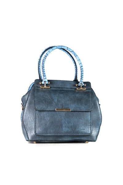 Blue Casual Handbag LX3122Q