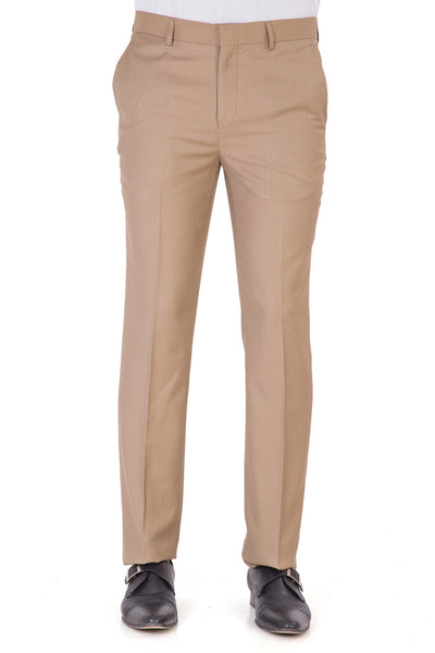 Khaki Blended Trouser PRT-021_SF
