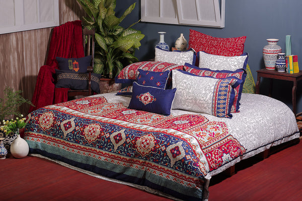 Darbar T-200 Quilt Cover Set