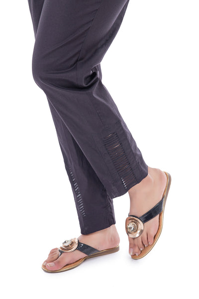 Black Viscose Pants TR-16-019