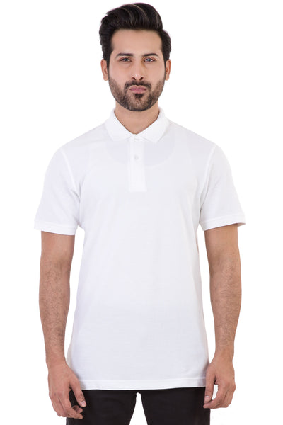 White Signature Polo PKP-SB-01