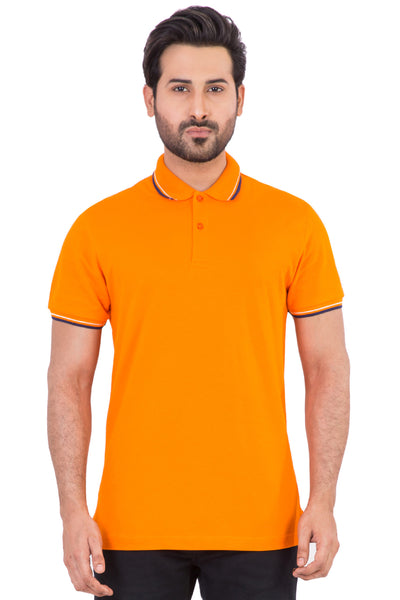 Oster Orange Sport Polo PKP-ST-03