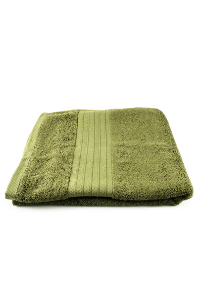 Olive Bamboo Towel 600 gms