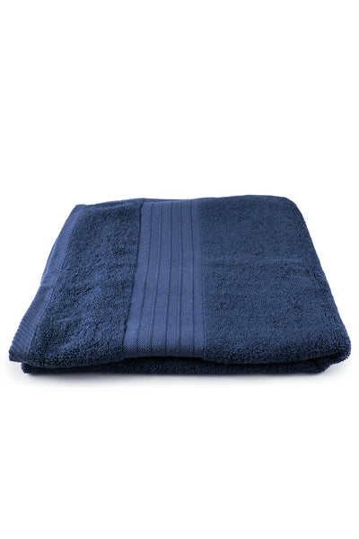 Blue Zero Twist Towel 550 GSM