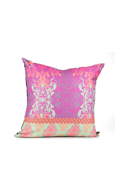 Purple Digital Cushion Cover