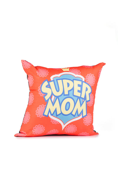 Super Mom Digital Cushion Cover Mother's Day