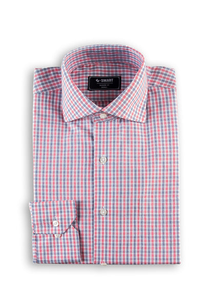 Check Formal Shirt CM-YD-1893