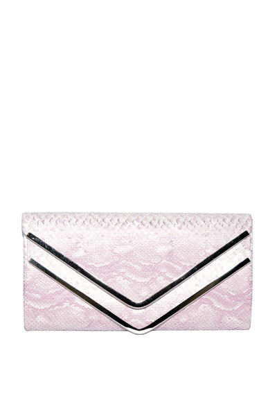 Purple Casual Clutch 272-01