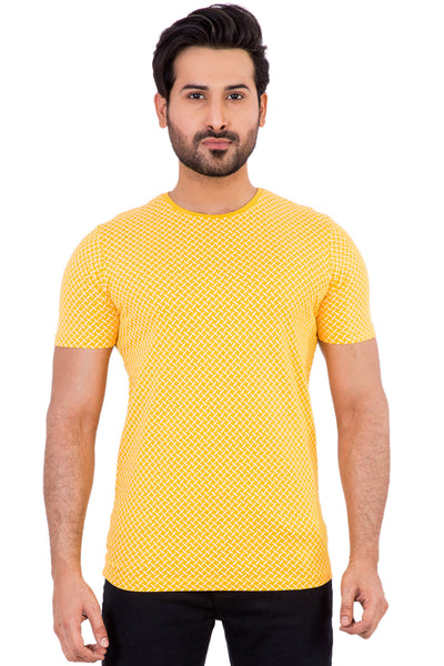 Yellow Urban T-Shirt JGP-URB-D25