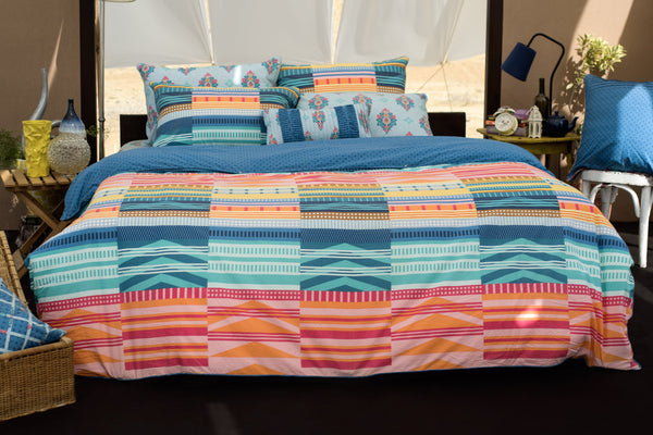 GLAM T-150 Quilt Cover Set