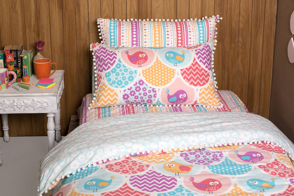 TWEET T-150 KIDS Bed Throw