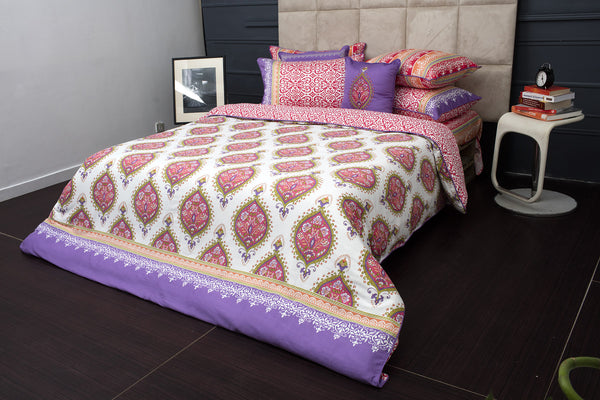 Dewberry T-200 Quilt Cover Set
