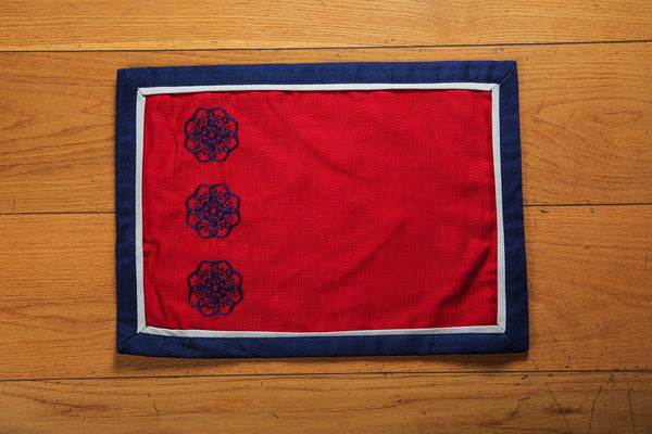 Astral Place mat with napkin