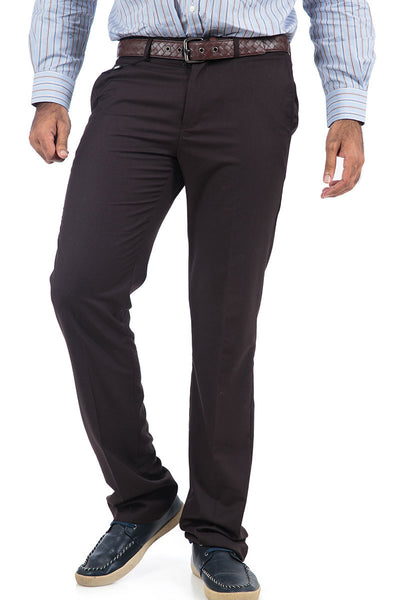 Brown Formal Trousers - PR-017 (CF)