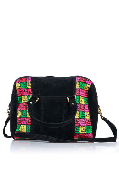 Black Hand Bag - DSB-87