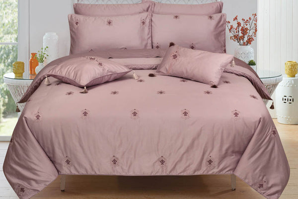 Dove T-400 Bed Sheet Set