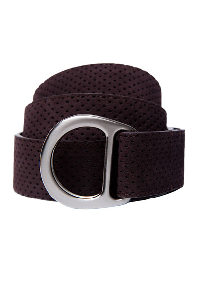 Brown Leather Casual Belt GA_BELT_12