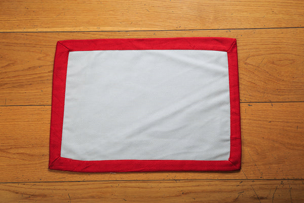 Paprika Place mat with napkin