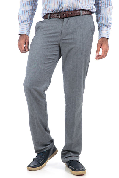 Grey Formal Trousers - PR-016 (CF)