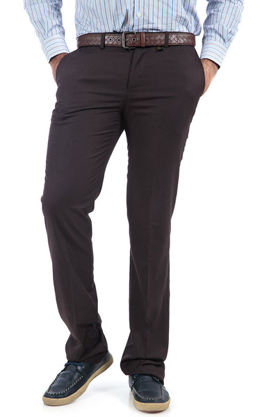 Brown Formal Trousers - PR-017 (SF)