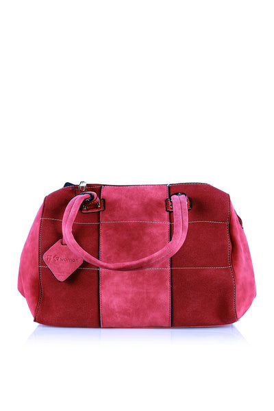 Maroon Casual Hand Bag H6769