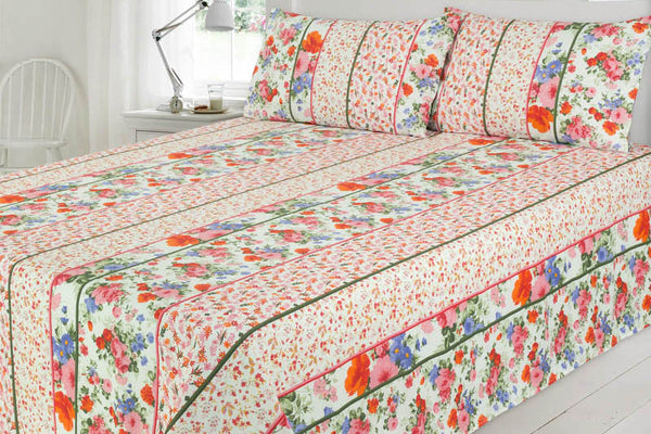 Rosy T-150 Bed Sheet Set