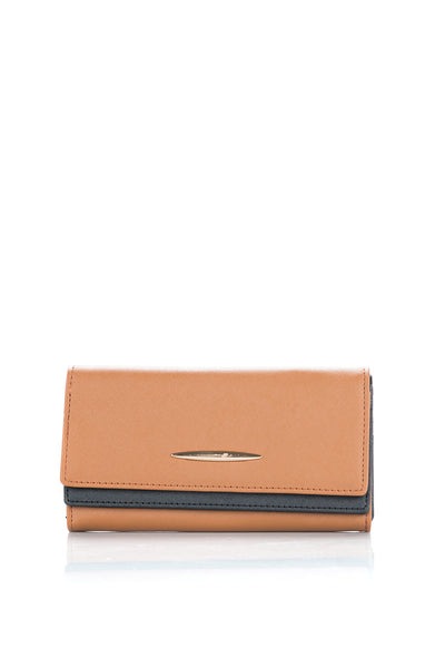 Brown Clutch - 1109