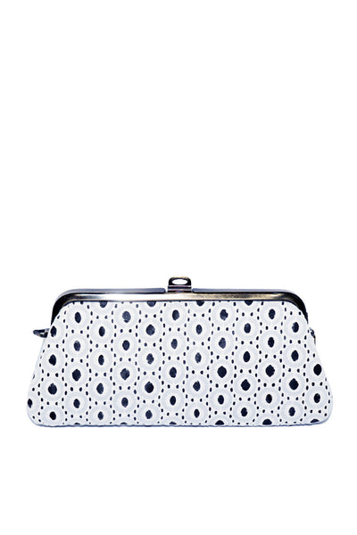 Black & White Clutch DSB-176