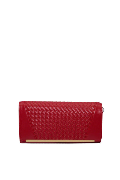 Fuchsia Casual Clutch 347-7