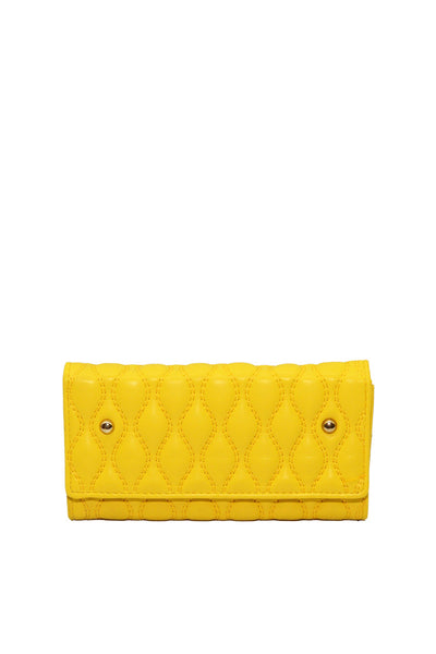 Yellow Casual Clutch 6