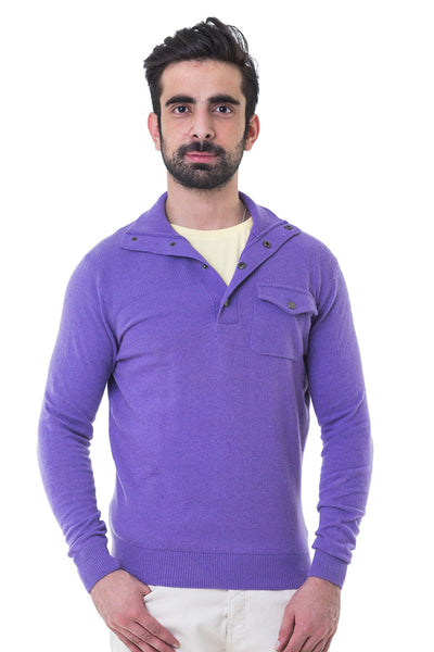 Light Purple Full Sleeves Sweater - FS-SWT-F-D18-2