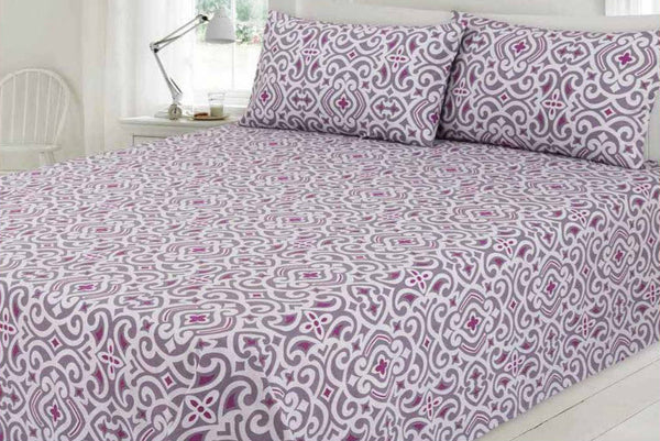 Iron T-150 Bed Sheet Set